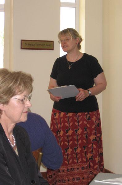 Pastorin Christiane Simon