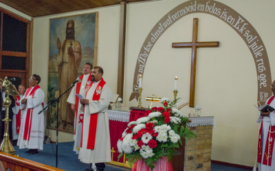 Gemeinsamer Reformationsgottesdienst in Athlone (1. November 2015)