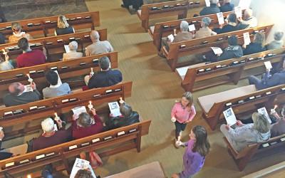 Familiengottesdienst (30. August 2015)