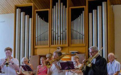 Renovierung der Orgel